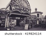 Blackpool  Uk   November 3 ...