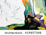 closeup view of an original... | Shutterstock . vector #419857348