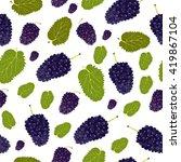 vector seamless pattern.... | Shutterstock .eps vector #419867104