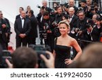 cannes  france   13 may 2016  ... | Shutterstock . vector #419924050