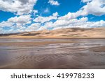 Springtime At Great Sand Dunes  ...