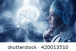innovative technologies in... | Shutterstock . vector #420013510