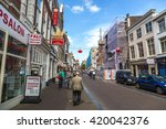 the hague  netherlands   may... | Shutterstock . vector #420042376