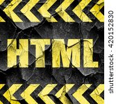 html  black and yellow rough...