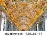 vatican  vatican city   may 7 ...   Shutterstock . vector #420188494