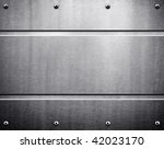 metal template background | Shutterstock . vector #42023170