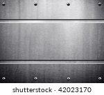 metal template background | Shutterstock . vector #42023170