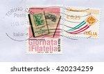 turin  italy   circa may 2016 ... | Shutterstock . vector #420234259