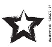 star patriot symbol grunge... | Shutterstock .eps vector #420273439