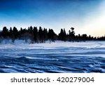 Digital Illustration   Winter...