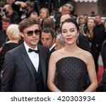 cannes  france   14 may 2016  ... | Shutterstock . vector #420303934