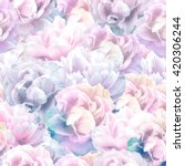 Elegance Seamless Floral...