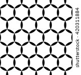 geometric pattern | Shutterstock .eps vector #420311884