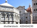 Italy. Florence. Baptistery Of...