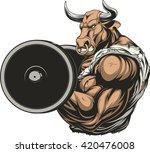 vector illustration of a... | Shutterstock .eps vector #420476008