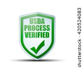 Usda Process Verified Shield...