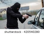 terrorist or a car thief...