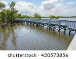 the beach | Shutterstock . vector #420573856