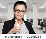 business. | Shutterstock . vector #420648286
