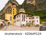 mezzocorona  italy   may 2 ... | Shutterstock . vector #420669124