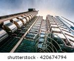 london  uk   november 10  2015  ... | Shutterstock . vector #420674794