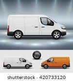 advertising corporate identity... | Shutterstock .eps vector #420733120