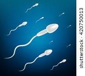 medical vector illustration of... | Shutterstock .eps vector #420750013