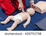 Infant Cpr Manikin First Aid....