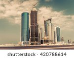 Abu Dhabi New District With...