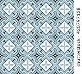 seamless vector background of... | Shutterstock .eps vector #420797128