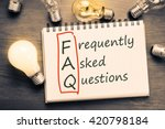 Faq   frequently asked...