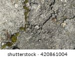 Texture Stones Broken Surface...