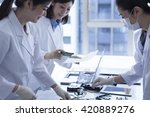 studying to become a bridge to... | Shutterstock . vector #420889276