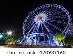 bangkok   march 3   asiatique... | Shutterstock . vector #420939160