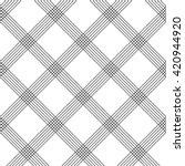 seamless tartan pattern. vector ... | Shutterstock .eps vector #420944920