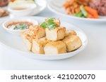 Fried Tofu   Healthy Food