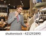 sale  shopping  fashion ... | Shutterstock . vector #421292890