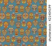 seamless pattern. background... | Shutterstock . vector #421404199