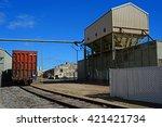 kern county  ca    may 15  2016 ...   Shutterstock . vector #421421734