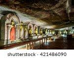 dambulla  sri lanka   march 26  ...   Shutterstock . vector #421486090