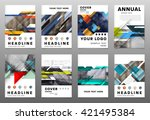 abstract background. geometric... | Shutterstock .eps vector #421495384