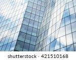 modern building | Shutterstock . vector #421510168