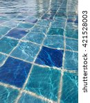 swimming pool background | Shutterstock . vector #421528003