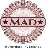 mad money style rosette