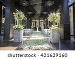 wedding  | Shutterstock . vector #421629160