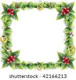 christmas background | Shutterstock . vector #42166213