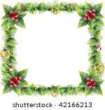 christmas background   Shutterstock . vector #42166213