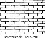 brick texture effect.grunge...   Shutterstock .eps vector #421669813