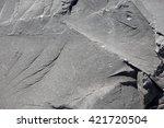 Gray Uneven Rock Texture...