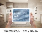 Smart Home Control On Tablet....
